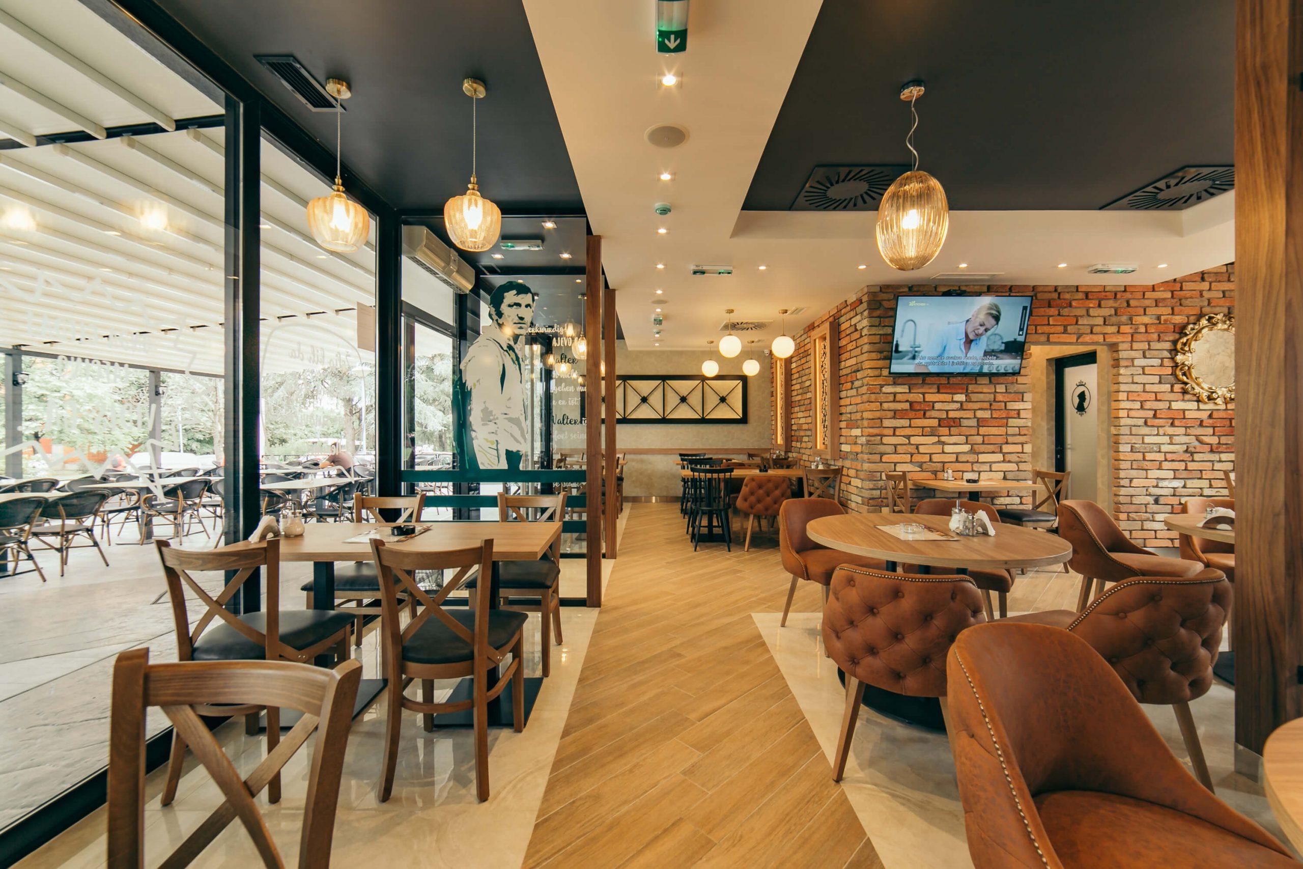 Walter restoran u Železniku: Naš početak