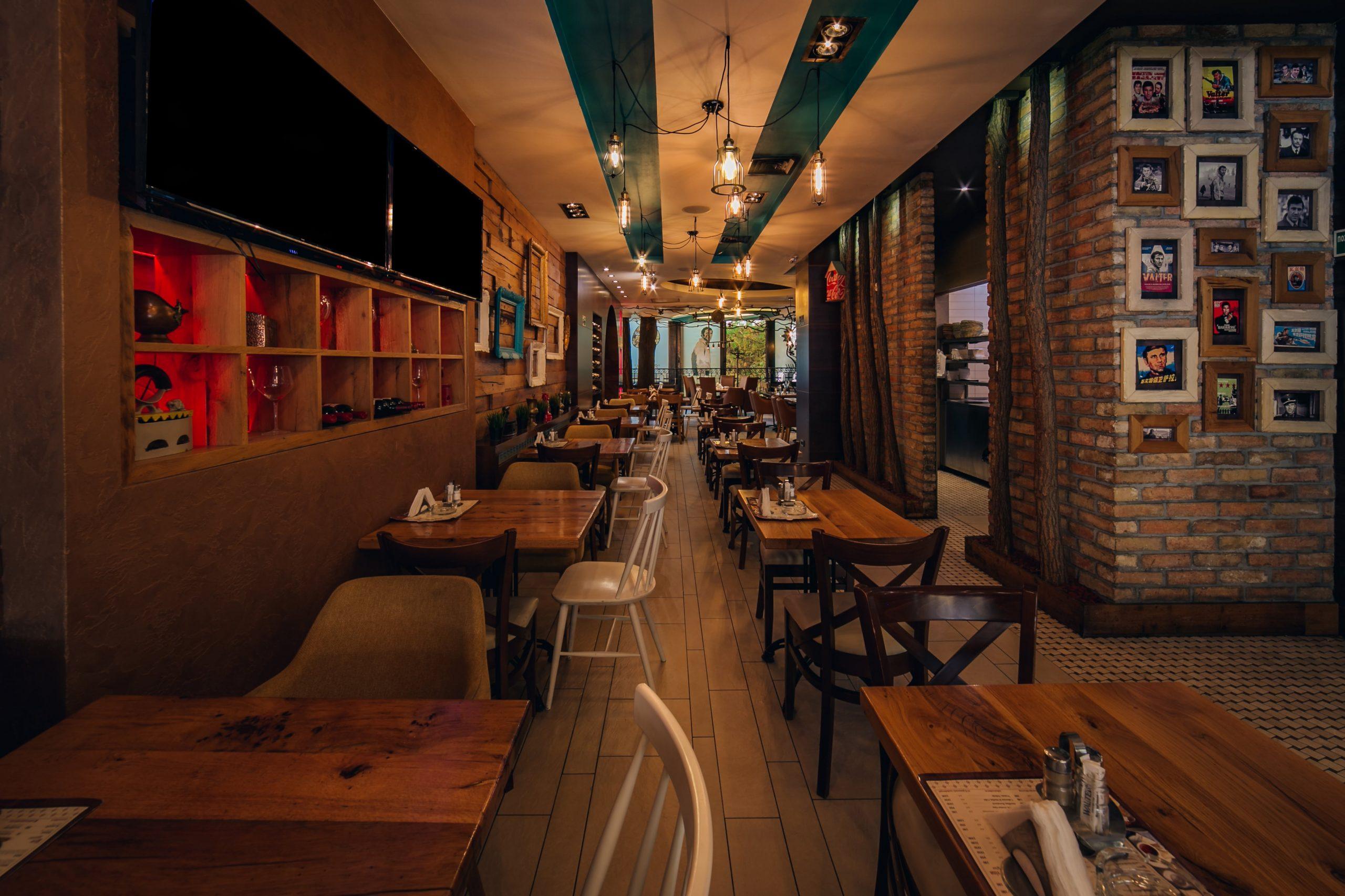 Walter restoran na Dorćolu