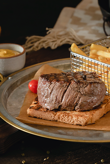 Umetnost pripreme bifteka
