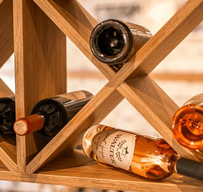 Walter vina kuće: Delikatan spoj vina i hrane